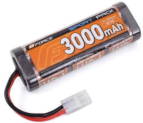 ジーフォースニッケル水素バッテリー