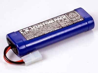 タミヤ1300ニッカドバッテリー