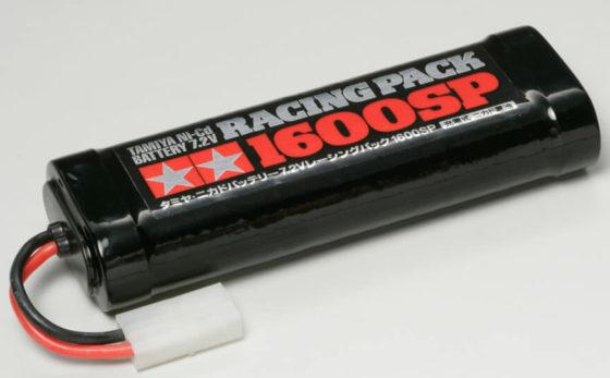 タミヤニッカドバッテリー1600SP