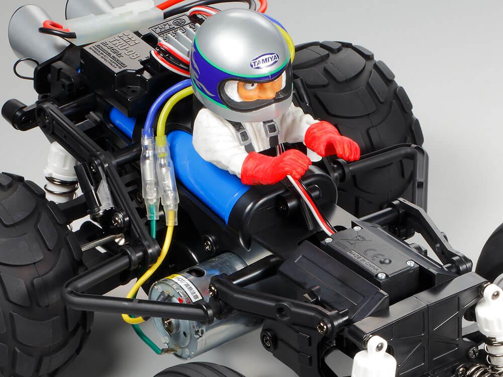 コミカルグラスホッパーのドライバー人形