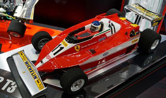 タミヤフェラーリ312T3