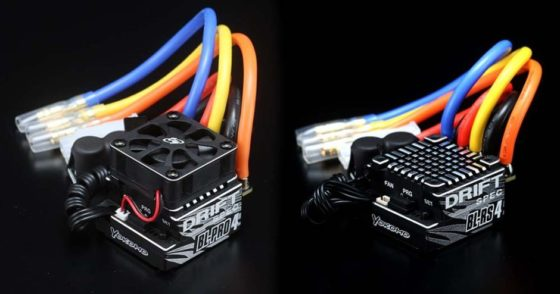 ヨコモRCカー用ブラシレスアンプ