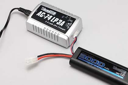 リポ専用充電器