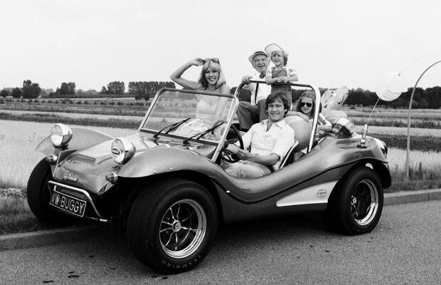 60年代のデューンバギー