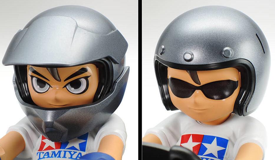 コミカルホーネットのドライバー人形